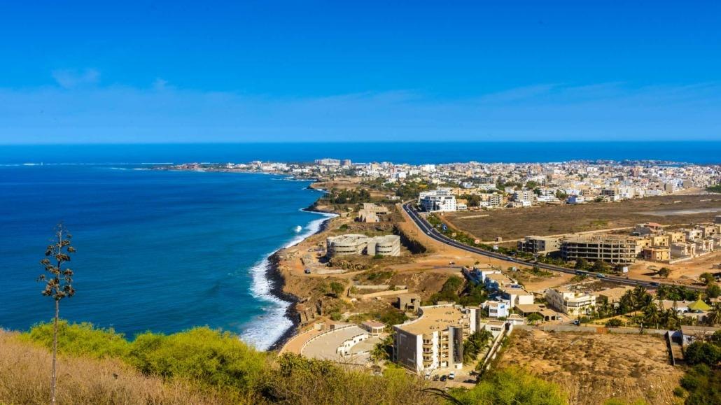 Dakar s'impose aujourd'hui comme le centre de ralliement politique, économique et culturel de toute l'Afrique de l'ouest.